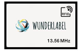 13.56 MHz RFIDカード