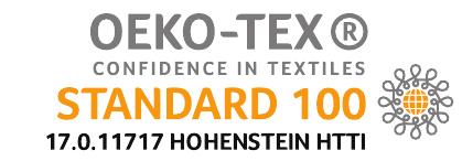Oeko-Tex Confidence in Textiles Standard 100 wunderlabelJP